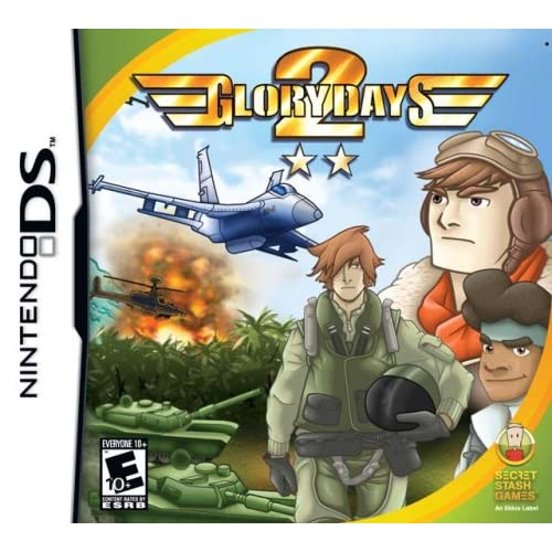 Image 0 of Glory Days 2 For Nintendo DS DSi 3DS 2DS