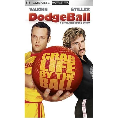 Image 0 of Dodgeball A True Underdog Story UMD For PSP By 20th Century Fox