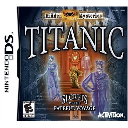 Image 0 of Titanic For Nintendo DS DSi 3DS 2DS