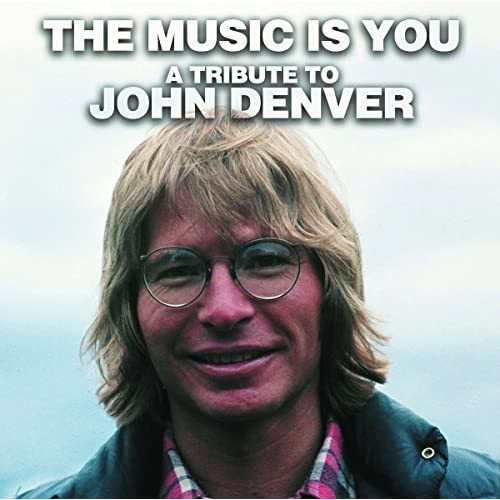 Music Is You: Tribute To John Denver On Vinyl Record LP