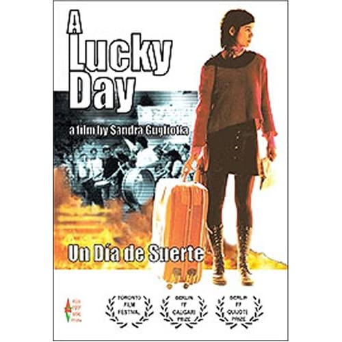 Image 0 of A Lucky Day Un Dia De Suerte On DVD With Valentina Bassi