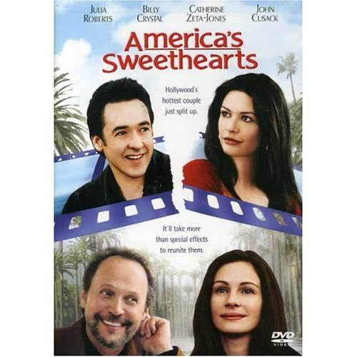 Image 0 of America's Sweethearts On DVD With Billy Crystal Comedy