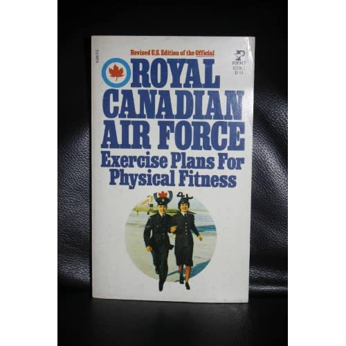 royal canadian air force exercise plans for physical fitness pdf