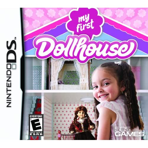Image 0 of My First Dollhouse For Nintendo DS DSi 3DS 2DS