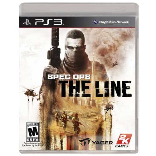 Image 0 of Spec Ops: The Line For PlayStation 3 PS3