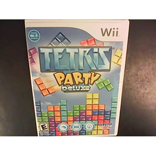 Image 0 of Tetris Party Deluxe For Wii