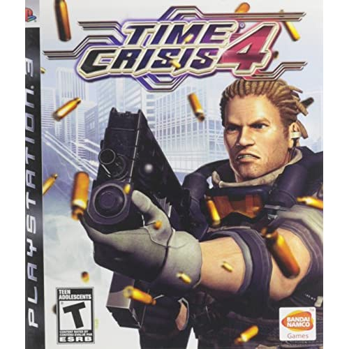 Image 0 of Time Crisis 4 PS3 For PlayStation 3