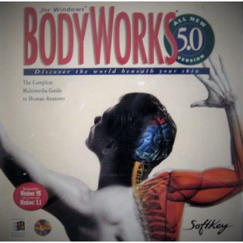 Image 0 of BodyWorks 5.0: CD Software