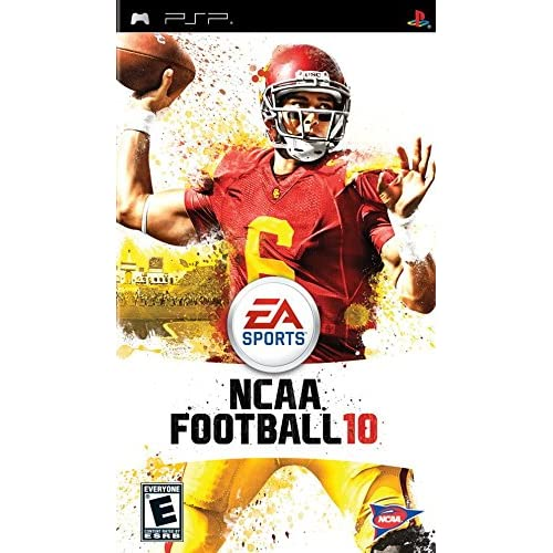 Image 0 of NCAA Football 10 Sony For PSP UMD