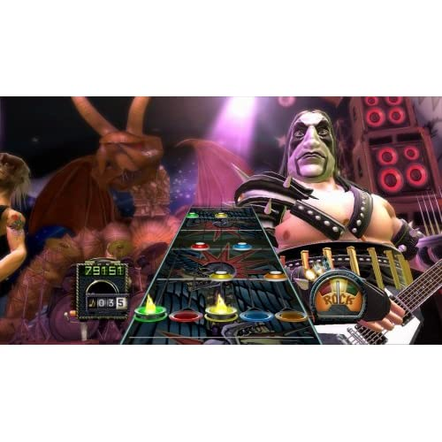 Image 3 of Guitar Hero III: Legends Of Rock PS2 For PlayStation 2 Music