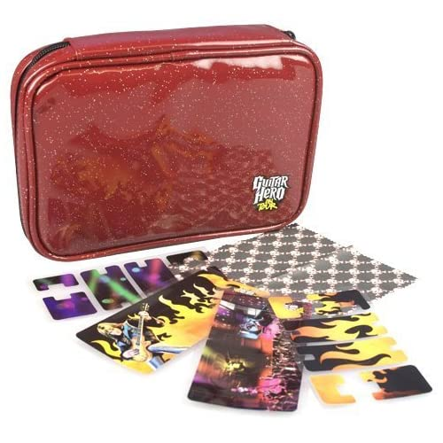 Image 0 of Nintendo Guitar Hero On Tour Ruby Red Case For DS