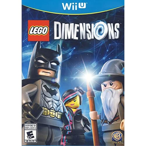 Lego Dimensions Game Disc Only For Wii U