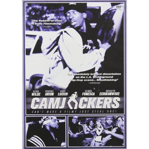 Image 0 of Camjackers On DVD With Medusa Comedy