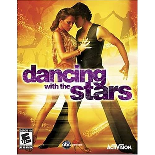Dancing With The Stars Game PS2 Music For PlayStation 2 With Manual
