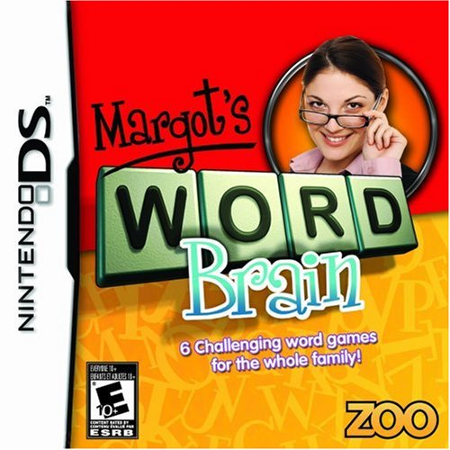 Image 0 of Margot's Word Brain For Nintendo DS DSi 3DS 2DS Puzzle