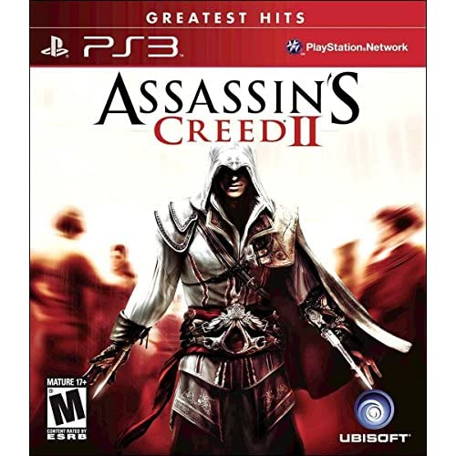 Ubisoft Assassin's Creed II Greatest Hits Edition PlayStation 3