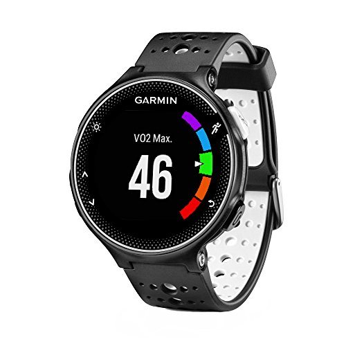 Garmin Forerunner 230 Black/white One Size