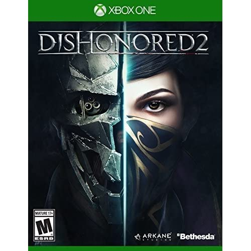 Dishonored 2 Standard Edition For Xbox One Shooter