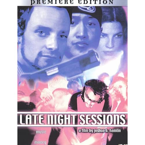 Image 0 of Late Night Sessions On DVD Mystery