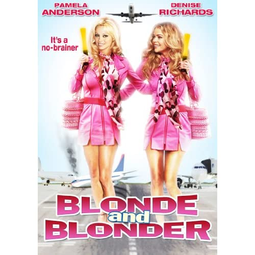 Image 0 of Blonde And Blonder Widescreen Edition On DVD With Pamela Anderson Comedy