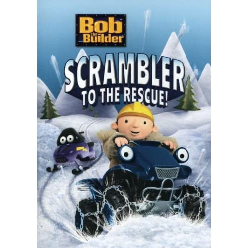 Image 0 of Bob The Builder Scrambler To The Rescue On DVD with Rob Rackstraw