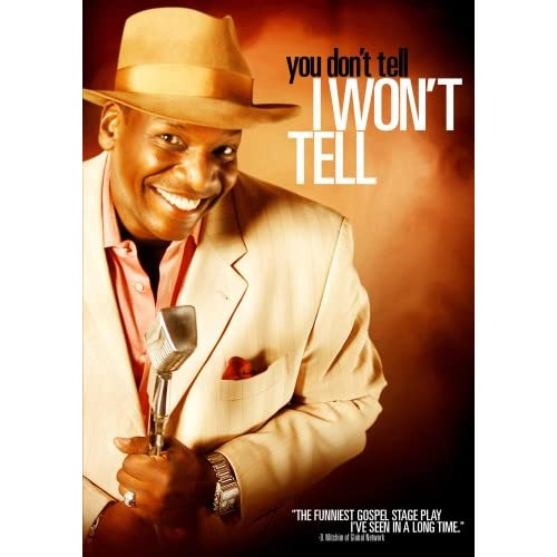 Image 0 of You Don't Tell I Won't Tell On DVD With Don DC