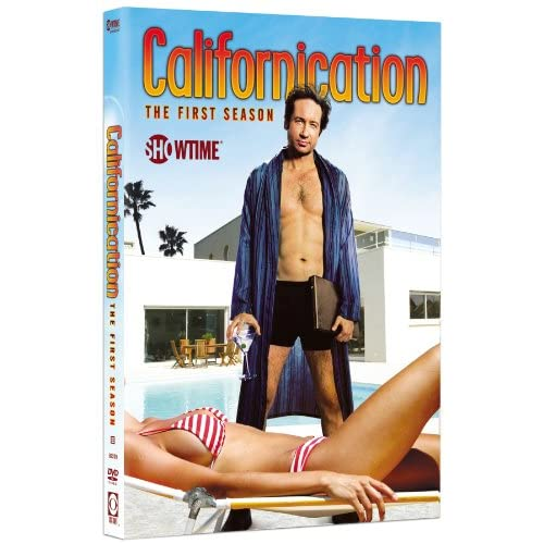 Image 0 of Californication: Season 1 On DVD With David Duchovny Comedy