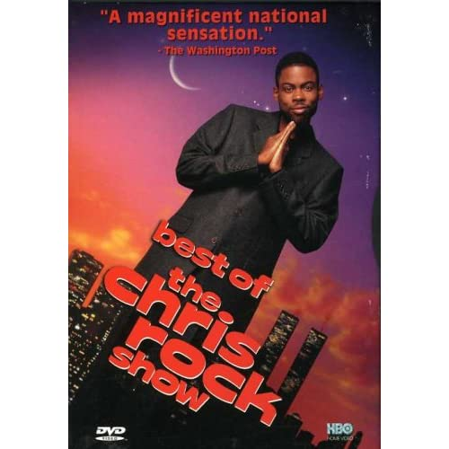 Image 0 of Best Of The Chris Rock Show On DVD With Mario Joyner