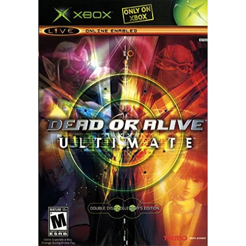 dead or alive ultimate for xbox original fighting