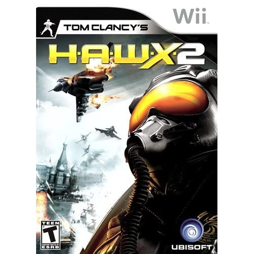 Image 0 of Tom Clancy's Hawx 2 For Wii