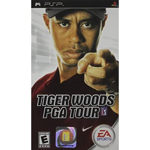 Image 0 of Tiger Woods PGA Tour Sony For PSP UMD Golf