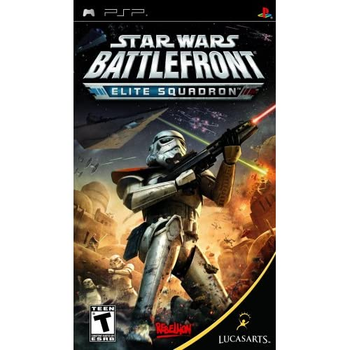 Image 0 of Star Wars Battlefront Elite Squadron Sony For PSP UMD