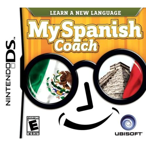 Image 0 of My Spanish Coach For Nintendo DS DSi 3DS 2DS Trivia