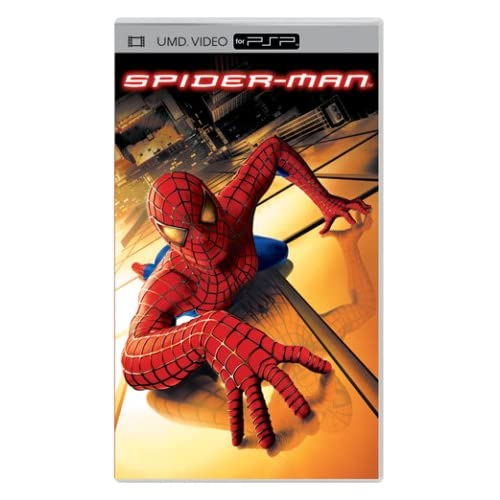 Image 0 of Spider-Man UMD For PSP