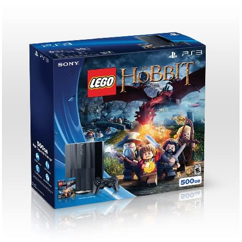 Image 0 of Sony PS3 PlayStation 500GB Lego: The Hobbit Bundle