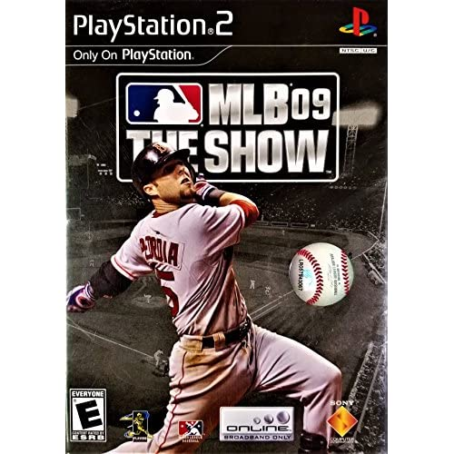 Image 0 of MLB 09 The Show For PlayStation 2 PS2 Baseball