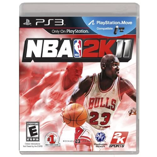 Image 0 of NBA 2K11 For PlayStation 3 PS3 Basketball