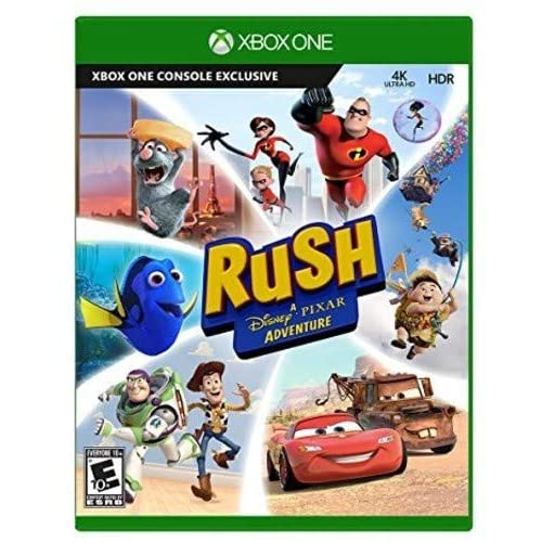 Image 0 of Rush: A Disney Pixar Adventure For Xbox One