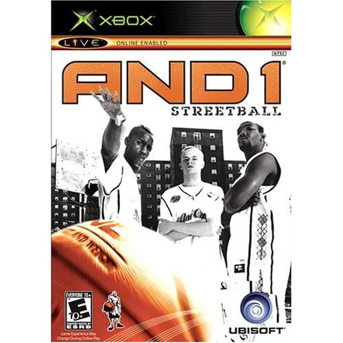 And 1 Streetball Xbox For Xbox Original