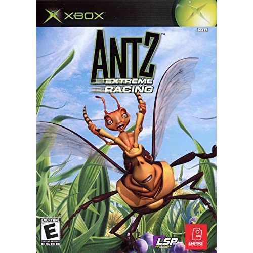 Antz Extreme Racing For PlayStation 2 PS2
