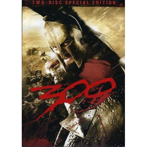 Image 0 of 300 On DVD With Gerard Butler