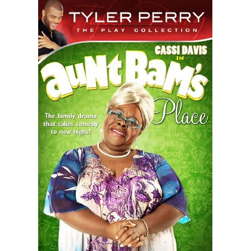 Image 0 of Tyler Perry's Aunt Bam's Place The Play On DVD
