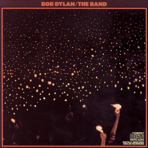 Image 0 of Before The Flood Live With The Band 1974 By Bob Dylan On Audio CD Album 1990
