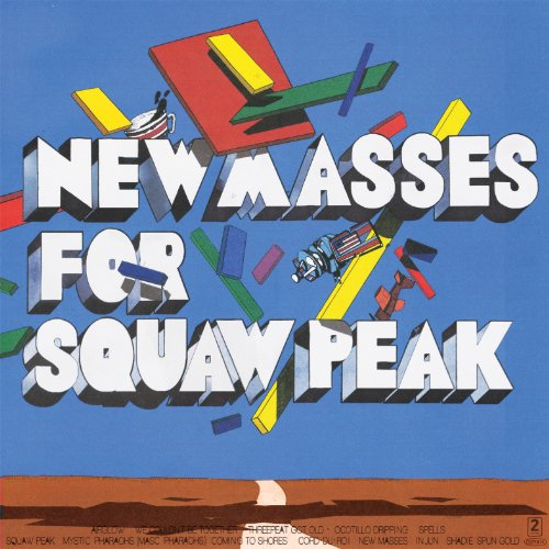 Image 0 of Masses For Squaw Peak On Vinyl Record By Holiday Shores