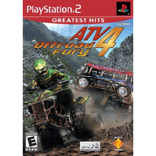 Image 0 of ATV Offroad Fury 4 For PlayStation 2 PS2
