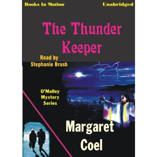 The Thunder Keeper By Margaret Coel Father O'malley Series Book 7 From