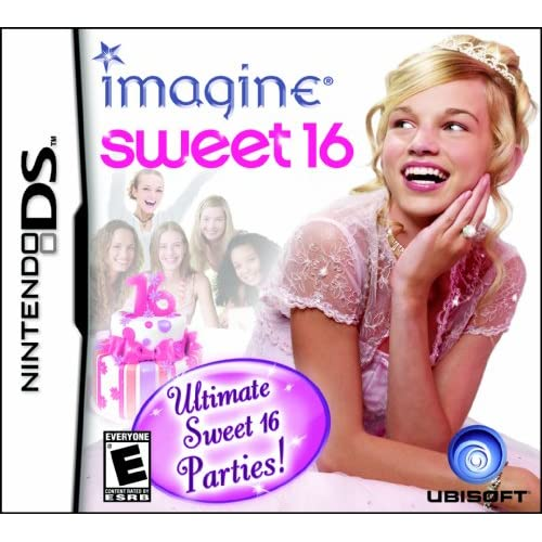 Image 0 of Imagine: Sweet 16 Nds For Nintendo DS DSi 3DS