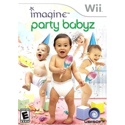 Image 0 of Imagine Party Babyz For Wii And Wii U