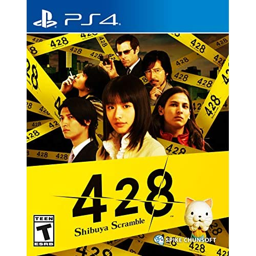 428: Shibuya Scramble For PlayStation 4 PS4