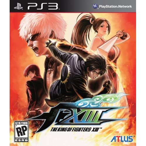 Image 0 of The King Of Fighters XIII For PlayStation 3 PS3 Fighting